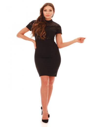 Pierre Cardin Elbise Siyah
